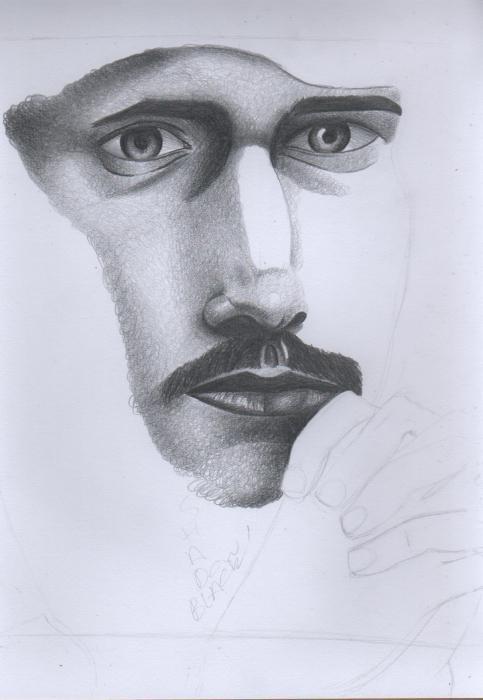 Ben Whishaw by artisticheather